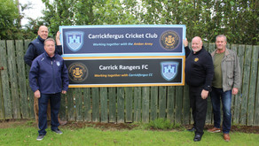 Carrick Clubs working together