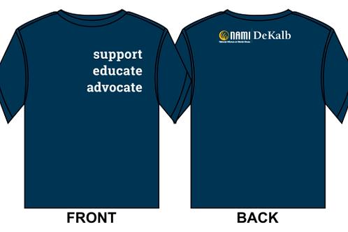 NAMI DeKalb T-Shirt