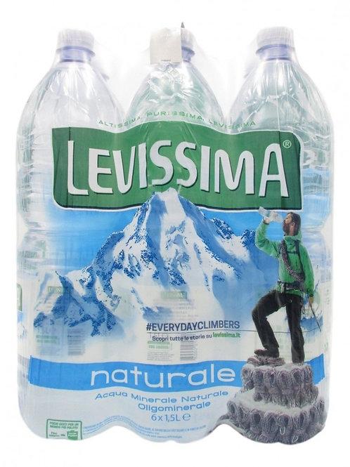 Acqua Levissima Naturale 6x1,5 lt
