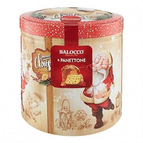 Panettone Balocco 750g in latta