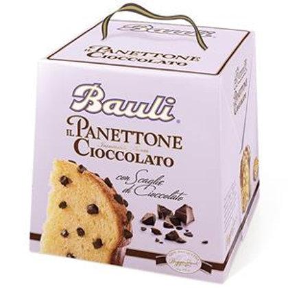 Panettone Scaglie Cioccolato Bauli 750g