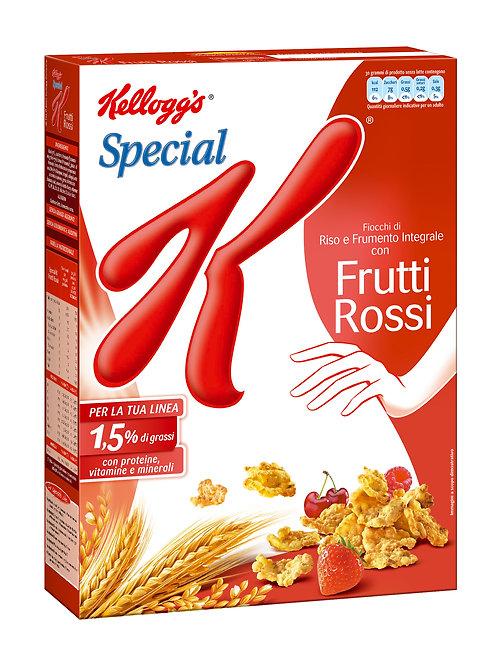 Cereali Kellogs Special K Frutti Rossi