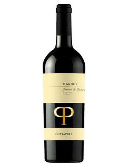 Vino Rosso Primitivo di Manduria DOC Mandus