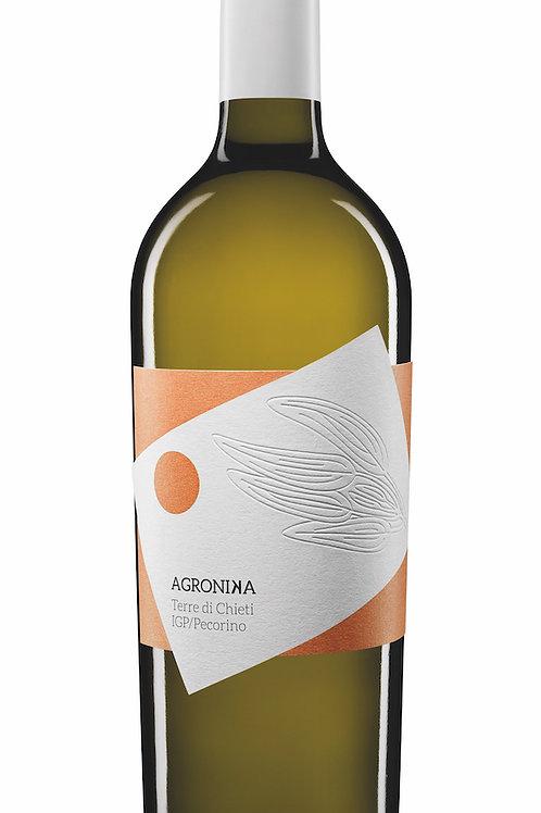 Vino Bianco Agronika Pecorino IGP 2019