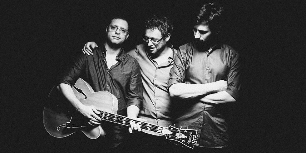 Eran Vertz Trio