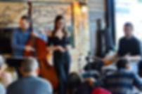 ג'אז בצהריים נולה סוקס פאב הופעות חיות