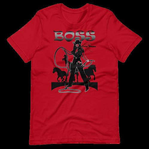 CW Boss 3H1 SS T-Shirt