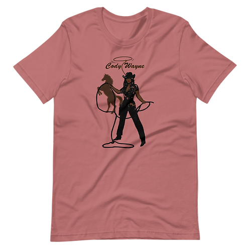 CW Cowgirl HB1 SS T-Shirt