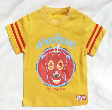 Whoofsnarf Red Face Tee