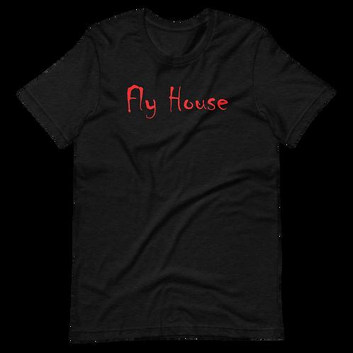 Fly House Logo SS T-Shirt