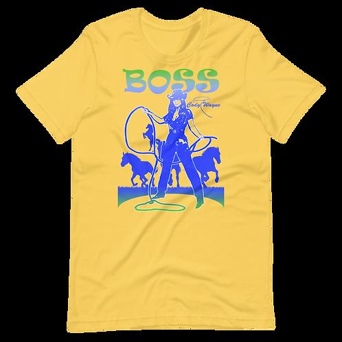 CW Boss 3H2 SS T-Shirt