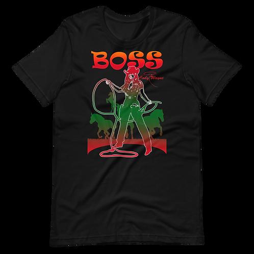 CW Boss 3H SS T-Shirt
