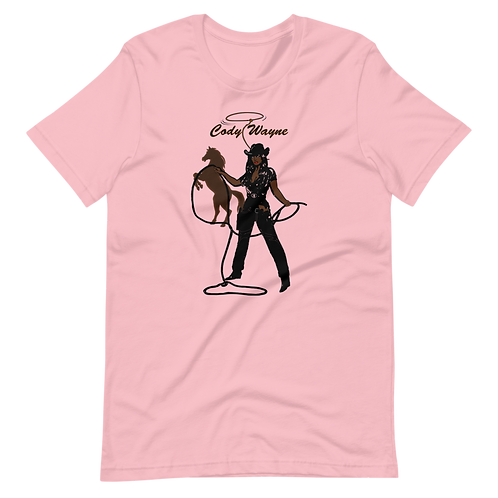 CW Cowgirl HB2 SS T-Shirt
