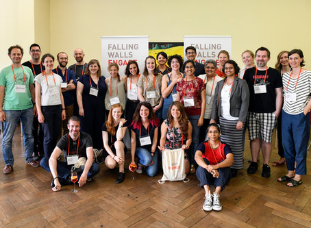 Falling Walls and Silbersalz Festival in Halle