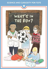 Tots Time Science Booklet Front Page