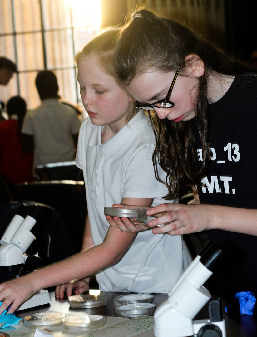 Lab_13 Dovecote at Real Science in Schools Symposium 2019