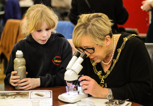 Lab_13 Irchester at Real Science in Schools Symposium 2019