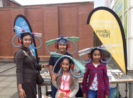 Surprising Bulwell with Science