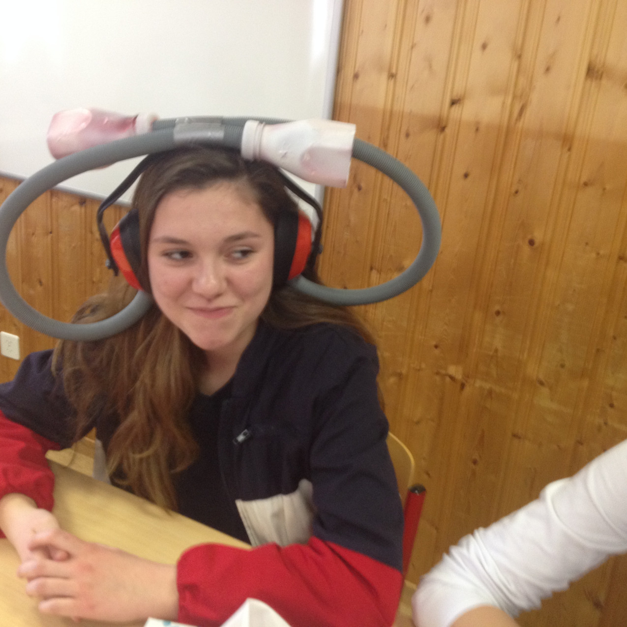 Trying on the Confuserphones