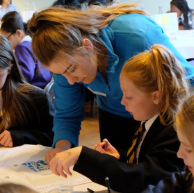 Celebrating Ada Lovelace with Nottingham Girls