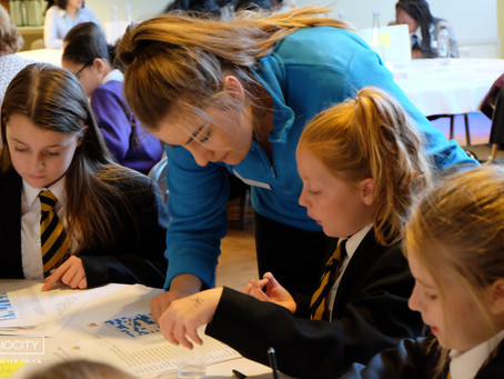 Celebrating Ada Lovelace with Nottingham Girls