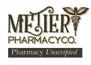 Metier Pharmacy logo