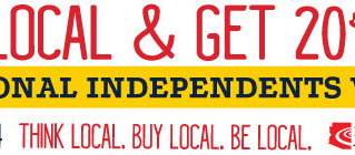 Independents Week is THIS Saturday!