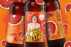a Saison Named Desire beer bottle 1600x1067px 02