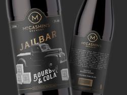 McCashins Brewery Jailbar