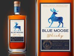 Blue Moose Whisky