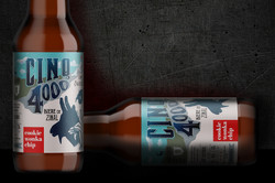 Cinq beer bottle 1600x1067px 02