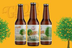 Glider beer bottle 1600x1067px 01