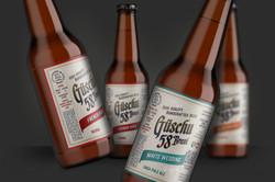 Guschu beer bottle 1600x1067px 04