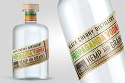 Black Cherry vodka bottle 1600x1067px 02