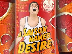 a Saison Named Desire