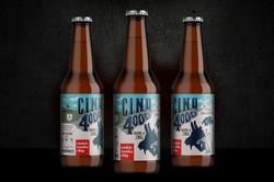 Cinq beer bottle 1600x1067px 01