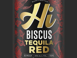 Hibiscus Tequila Red