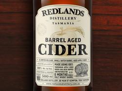Barrel Aged Cider