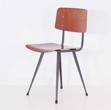 Dutch industrial chair