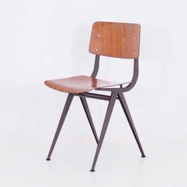 Marko chair dark gray