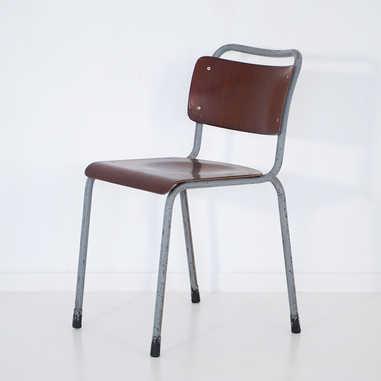 Industrial chair Model106 Gispen2