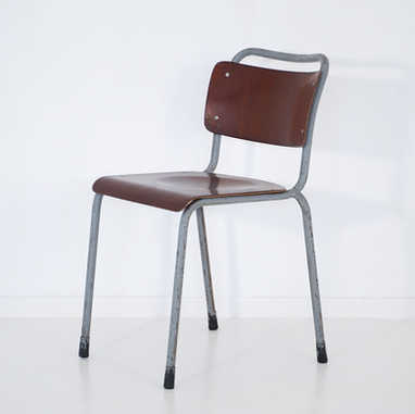 Industrial chair Model106 Gispen2