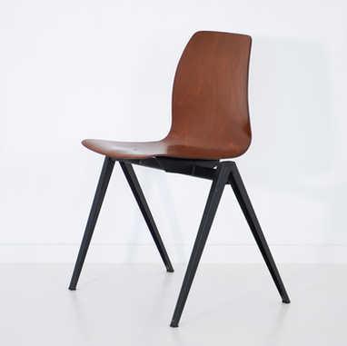 Galvanitas chair S22 brown&black2
