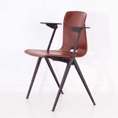 Galvanitas chair S22 with armrest