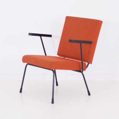 Lounge chair Model 415 for Gispen
