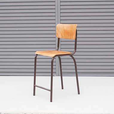 Industrial bar stool Tubax