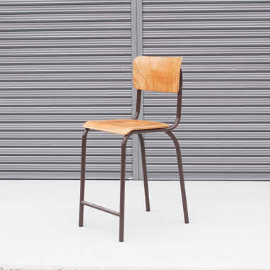 Industrial bar stool Tubax