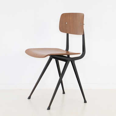Result chair 1st edition brown