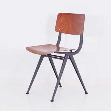 Marko chair blue gray