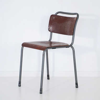 Industrial chair Model106 Gispen1